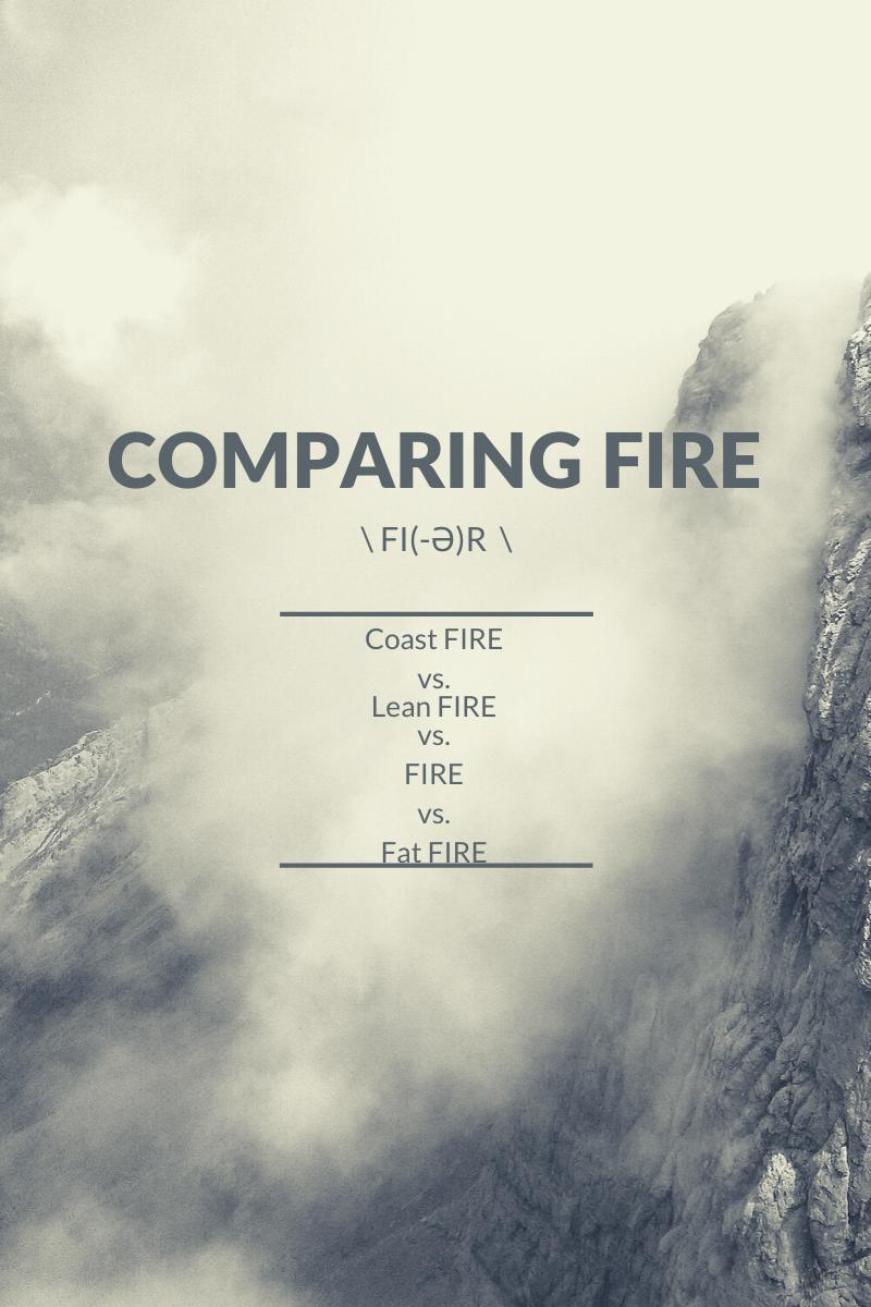 leanfire vs fatfire logo
