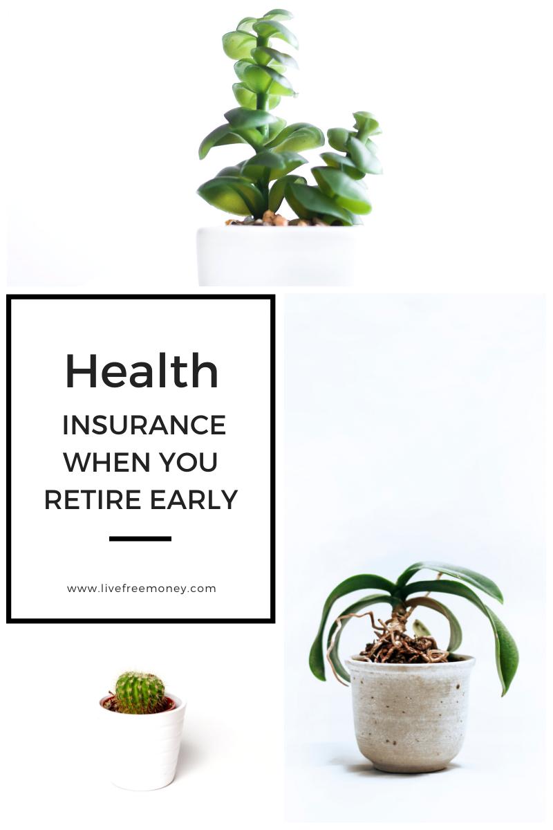 health insurance when you retire early logo